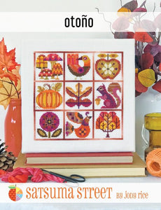 Otoño - Cross Stitch Pattern