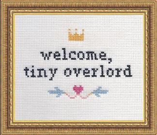 Welcome Tiny Overlord Kit