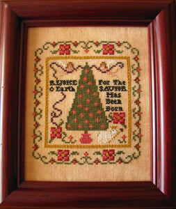 Rejoice - Cross Stitch Pattern