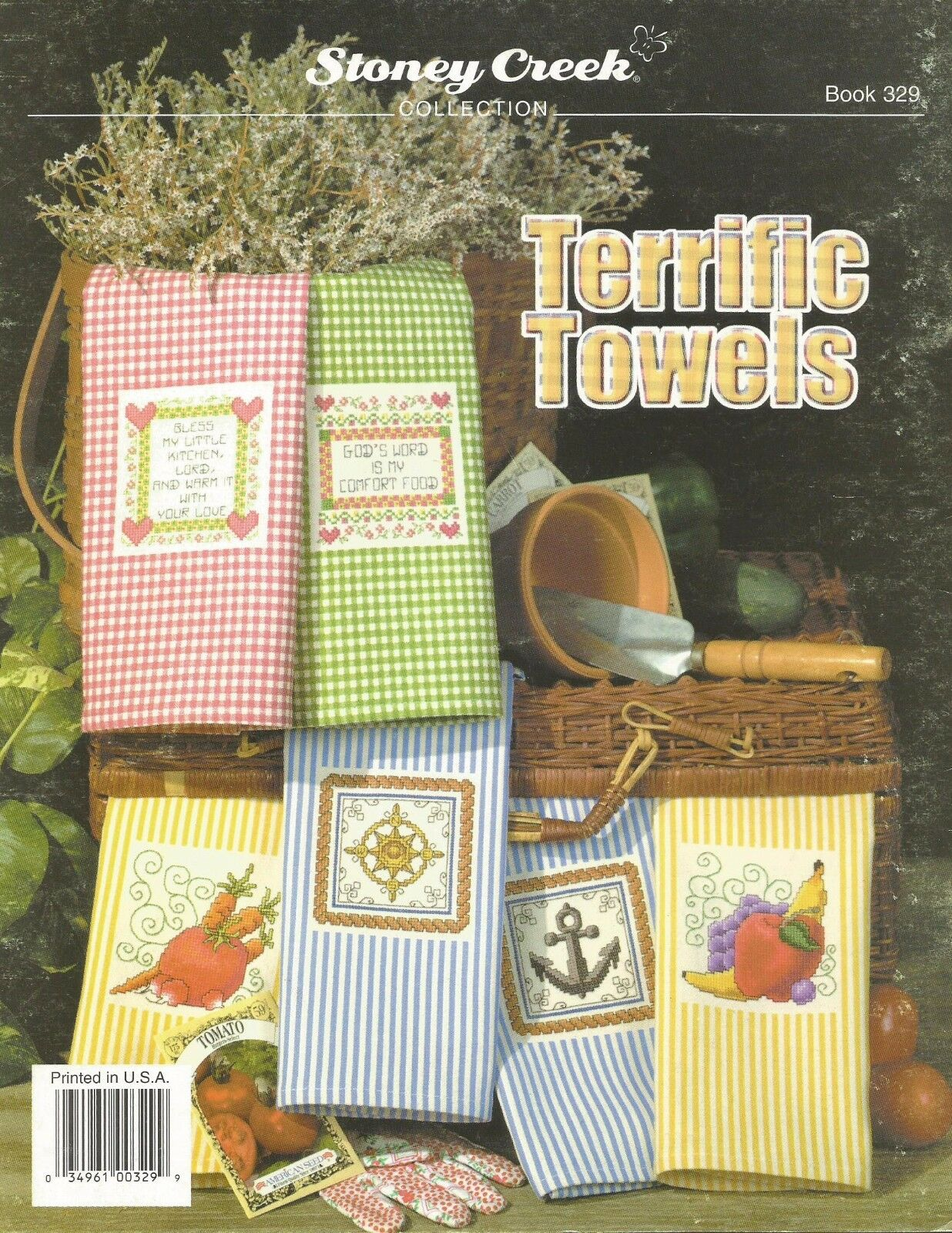 Terrific Towels - Cross Stitch Pattern