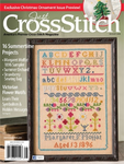 Just CrossStitch - Volume 36, Issue 4 August 2018