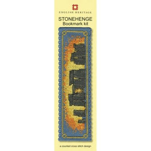 Stonehenge Bookmark Kit