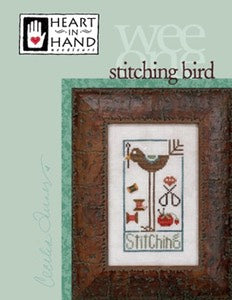 Wee Ones - Stitching Bird