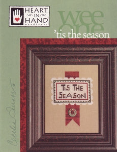 Wee One - 'Tis the Season - Cross Stitch Pattern