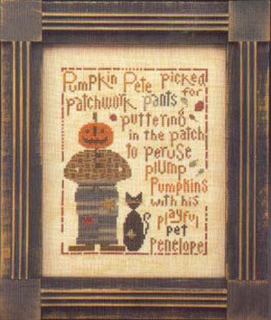 Tongue Twisters - Pumpkin Pete
