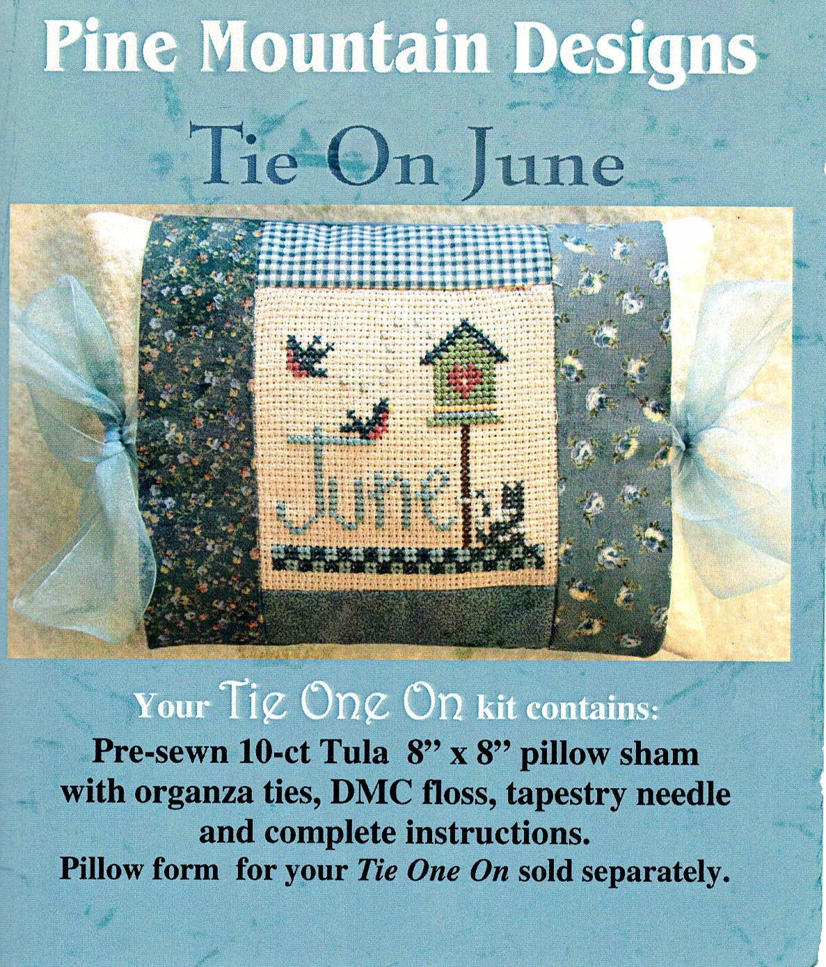 Tie One On Kit - June