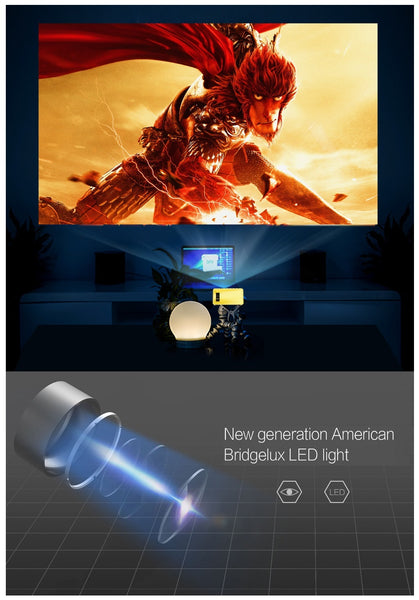 Mini HD Projector | ADOGADGETS