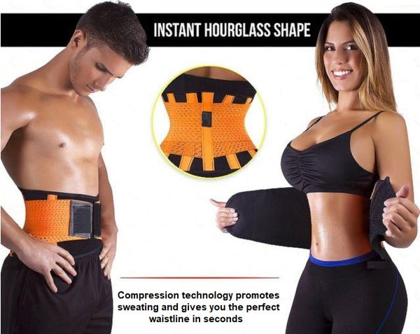 Unisex Latex Waist Slimming Trainer | ADOGADGETS