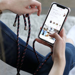 comfortable iPhone case necklace