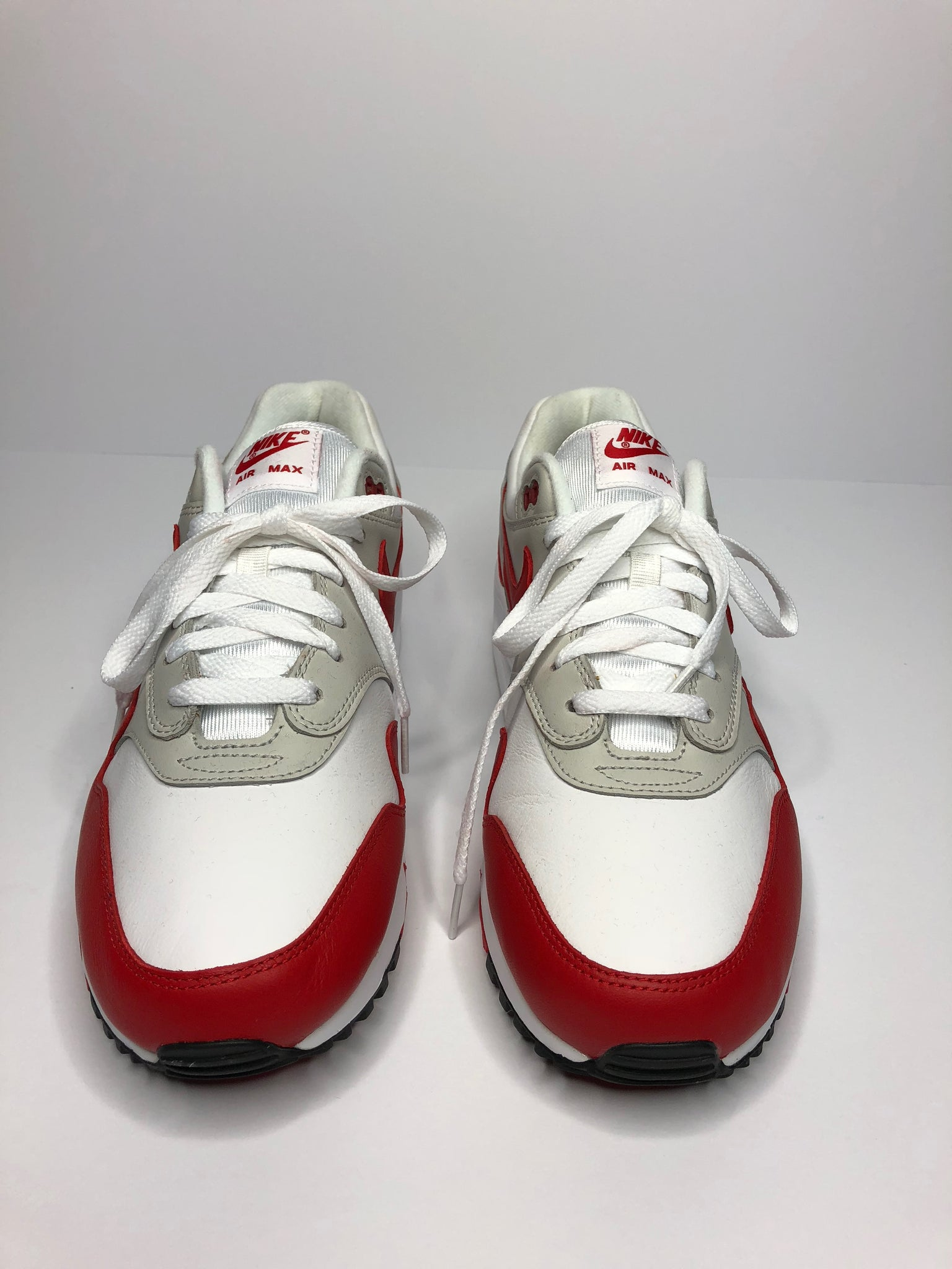 meet 1e846 9c051 ... Load image into Gallery viewer, Nike Air Max 90 1 - White University ...