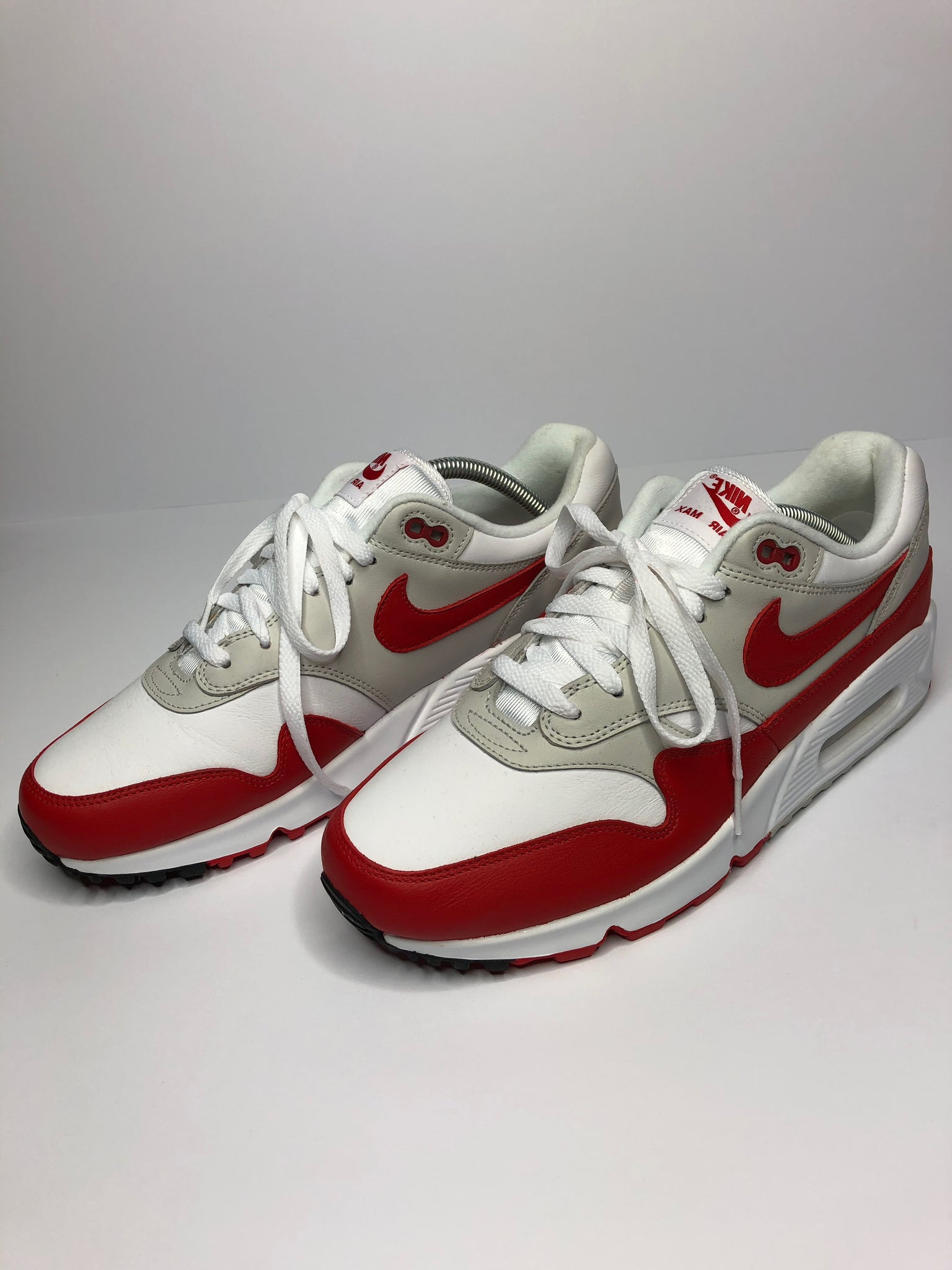separation shoes e39ff a73ce Load image into Gallery viewer, Nike Air Max 90 1 - White University ...