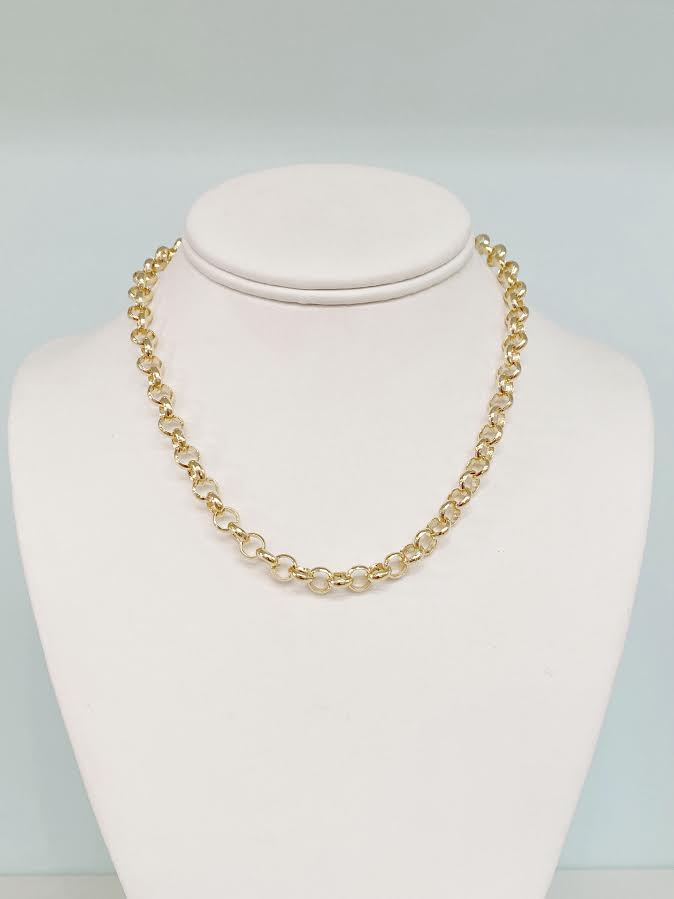 Rolo Choker Necklace