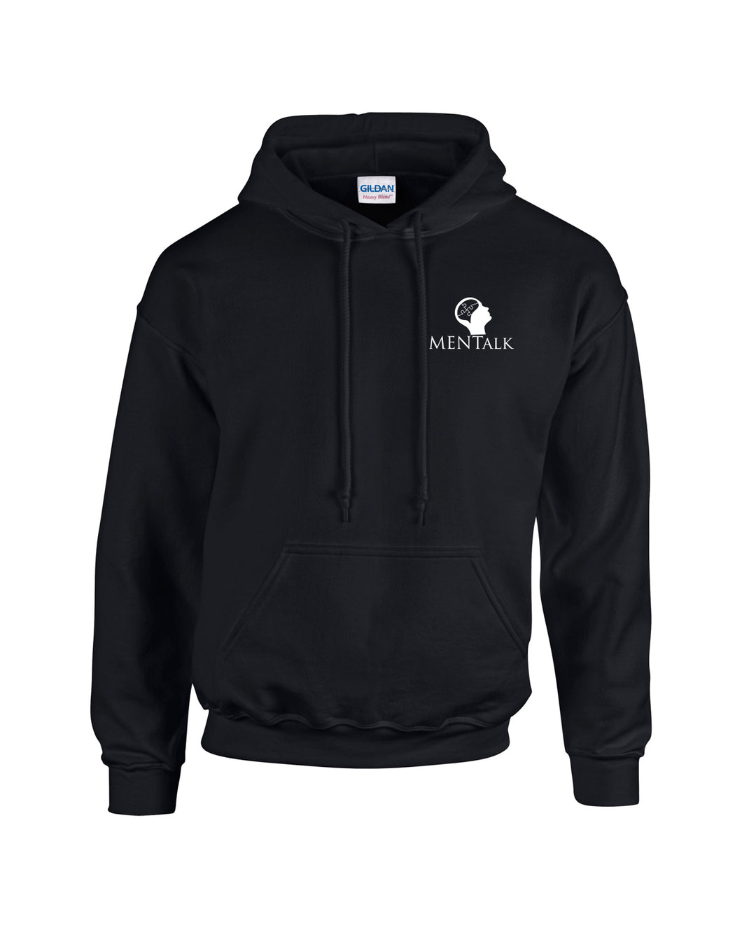 MENTalk Classic Hooded Sweatshirt