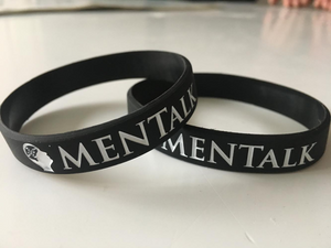 MENTalk Awareness Wrist Band