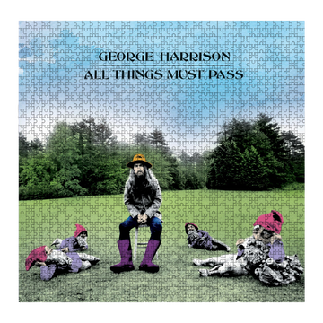 All Things Must Pass Jigsaw Puzzle