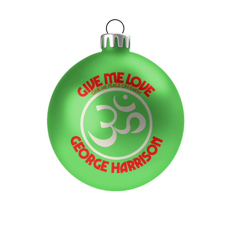 Give Me Love Ornaments