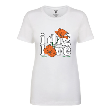 I Dig Love Tee - George Harrison Shop