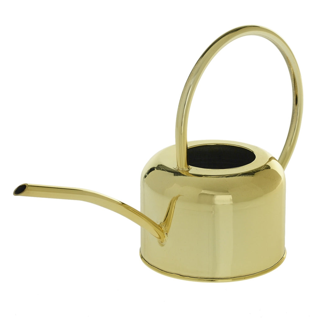 Watering Can in Gold