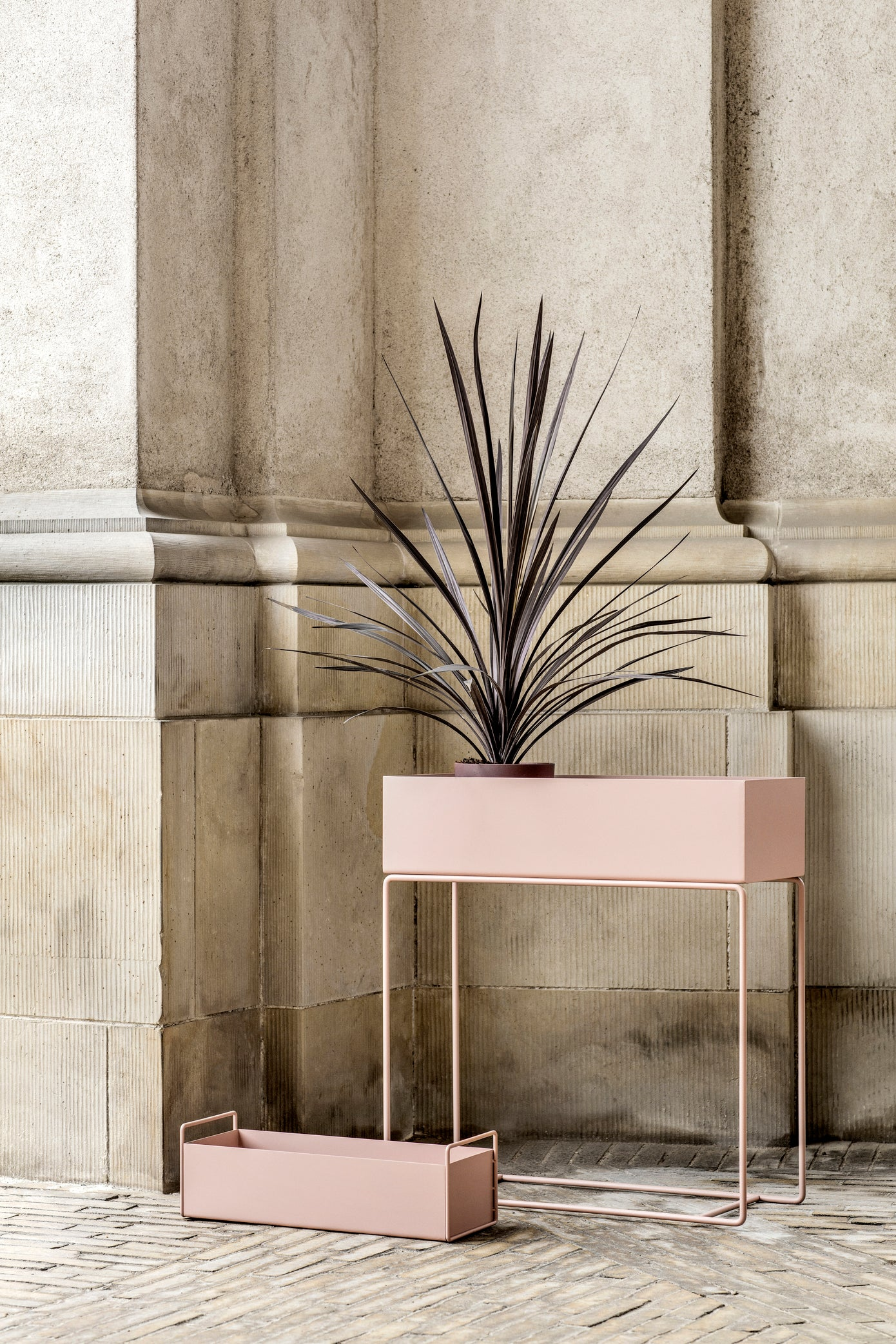Ferm Living Plant Box in Rose