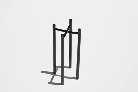 "8"" Planter Stand in Black"