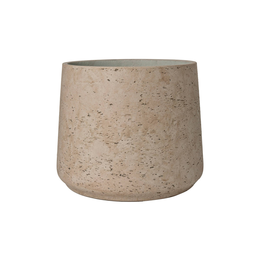 "13"" Patt Planter in Washed Grey"