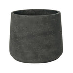 "13"" Patt Planter in Washed Black"