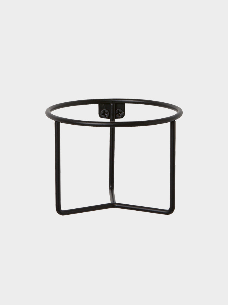 Ferm Living Wall Plant Holder in Black