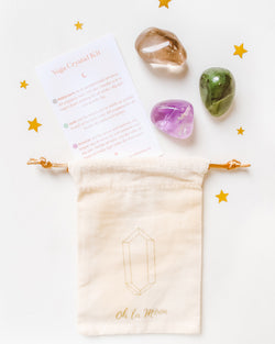 Yoga Crystal Kit