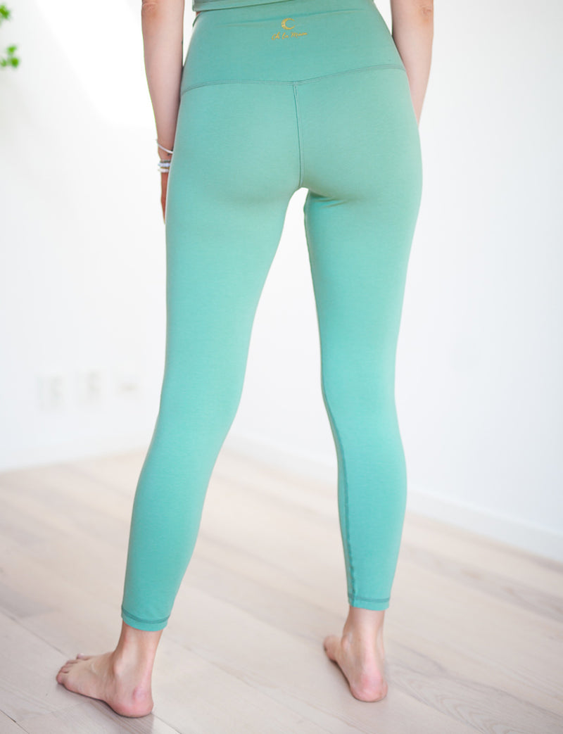 Jade yogaleggings