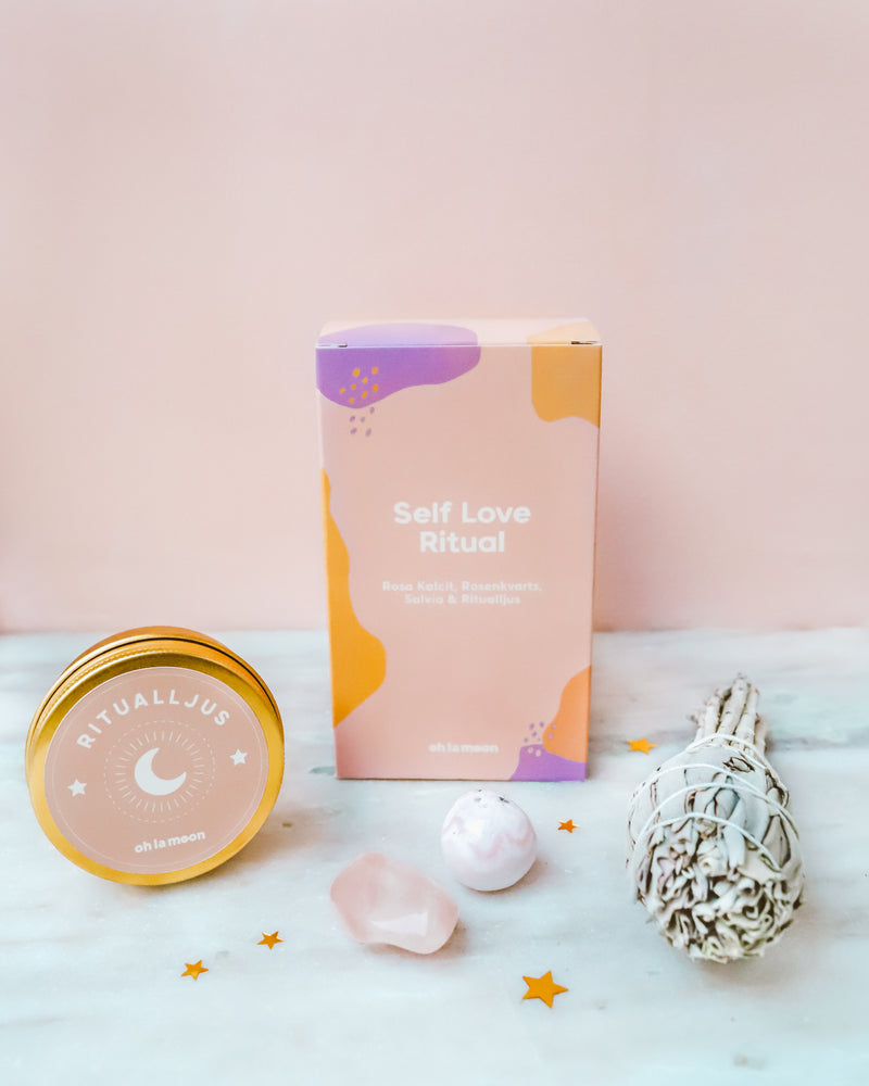 Self Love Ritual Box
