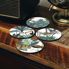 Load image into Gallery viewer, Amazzonia Coasters Set