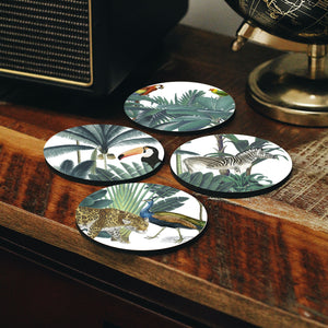 Amazzonia Coasters Set