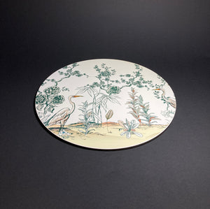 Chinoiserie Jardin Place Mats Set