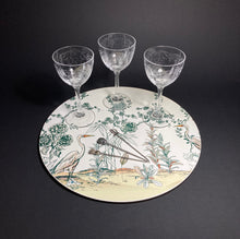 Load image into Gallery viewer, Chinoiserie Jardin Blanc Place Mat