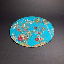 Load image into Gallery viewer, Chinoiserie Jardin Bleu Place Mat