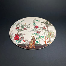 Load image into Gallery viewer, Chinoiserie Jardin Rose Place Mat