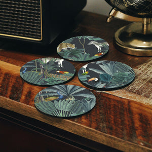 Jungle Coasters Set