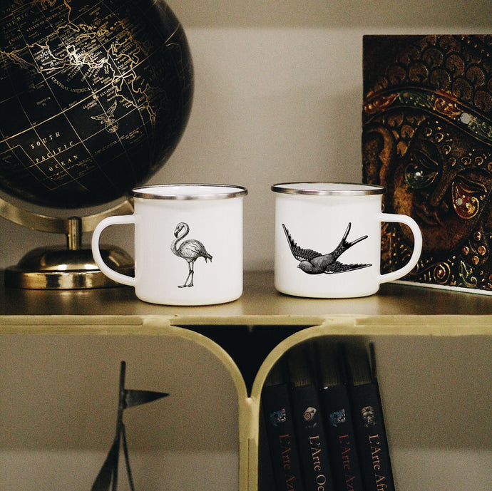 Fly High Mugs Set