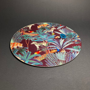 Jungle Dark Place Mat