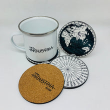 Load image into Gallery viewer, Maps Coasters Set