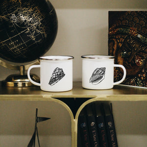 Shells Mugs Set