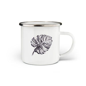 Tropical Leaves Mugs Set