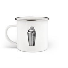 Load image into Gallery viewer, Shaker Enamel Mug