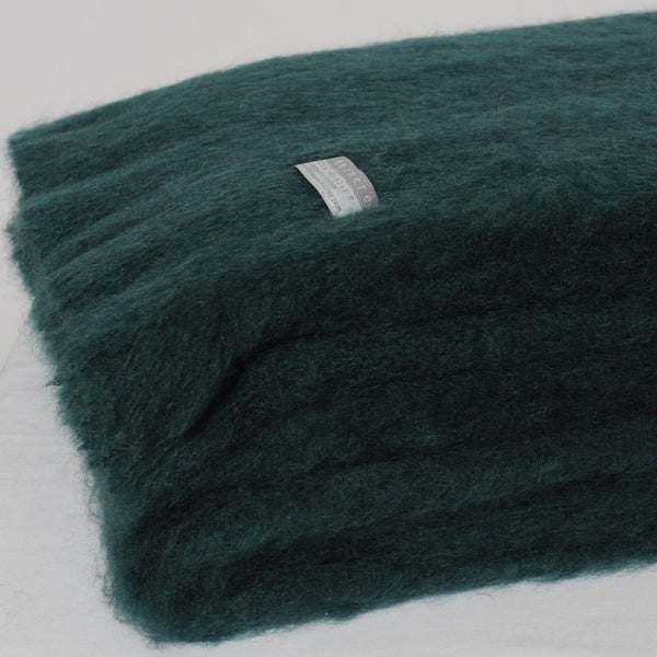 Mohair Throw Bottle