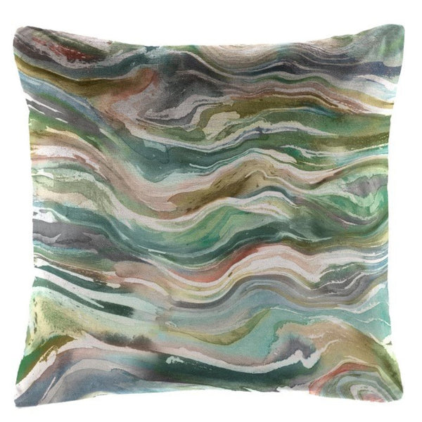 Voyage Maison Cushion Verde Forest