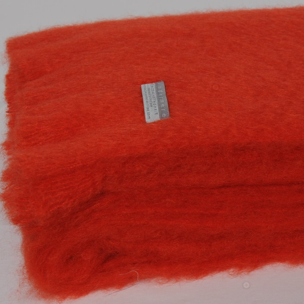 Mohair Throw Hibiscus 15% OFF
