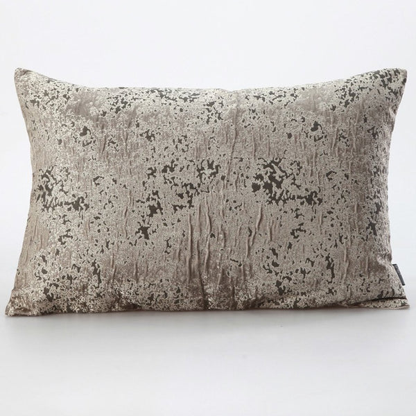 Malia Cushion Pewter