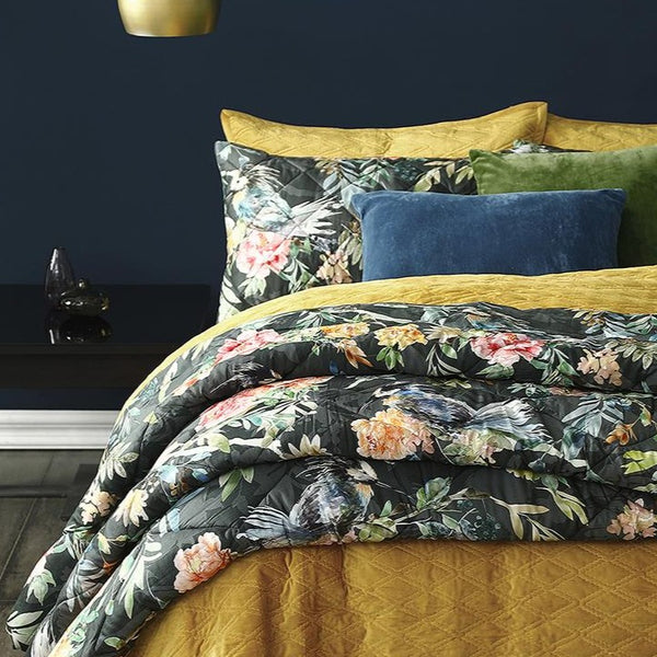 Kiku Comforter Set 30% OFF!