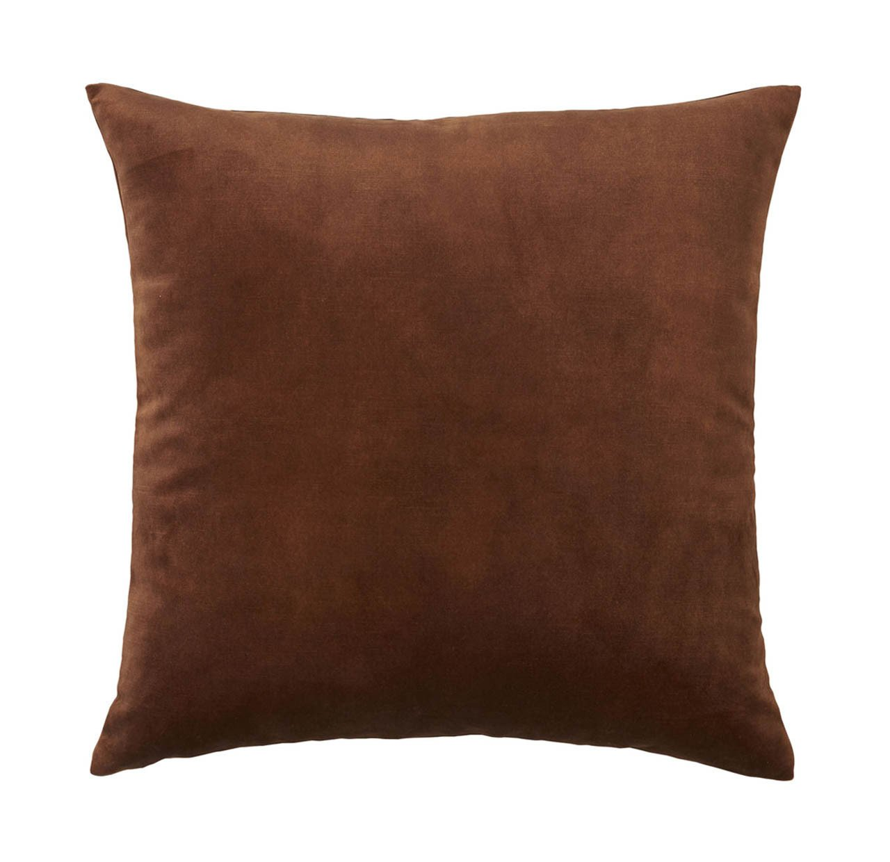 Velvet Ava Cushion - Cinnamon