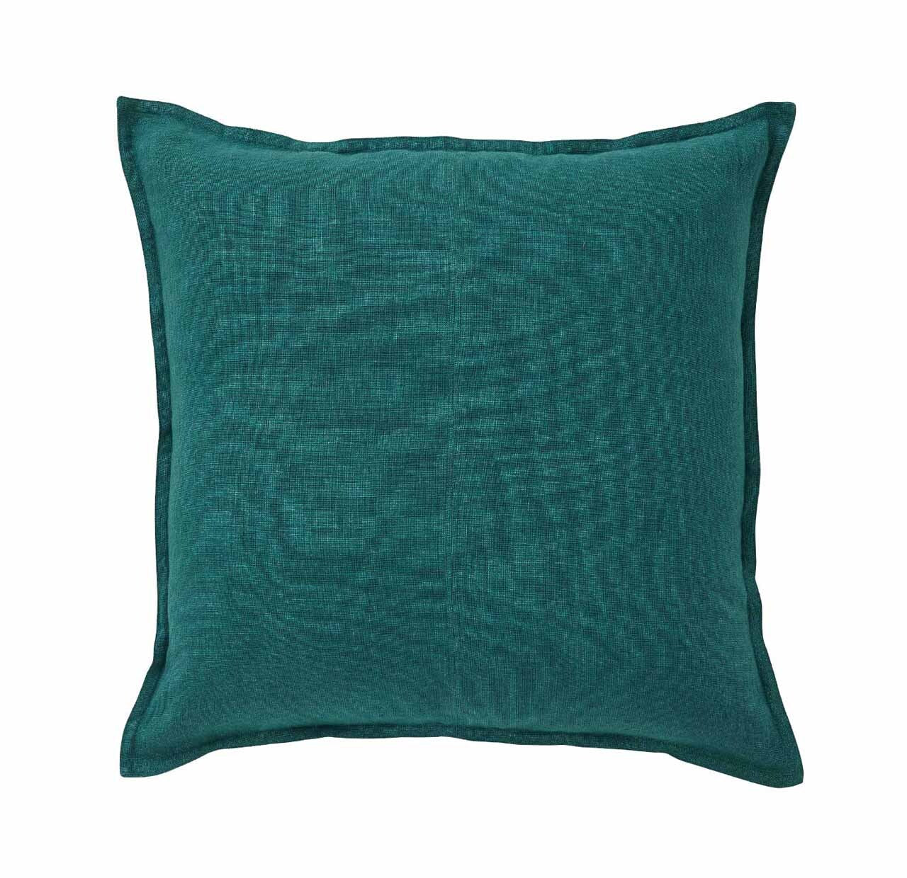 Como Square 50cm Cushion - Teal